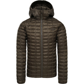 The North Face ThermoBall Eco Capuchon Jas Heren, new taupe green matte